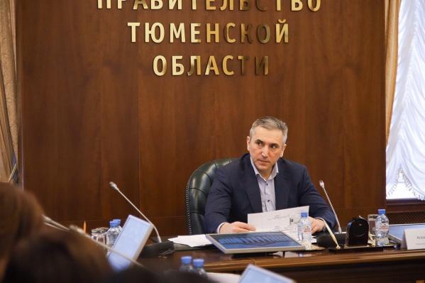 Губернатор подписал распоряжение о новых ограничительных мерах
