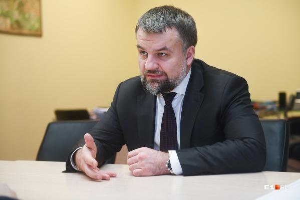 Алексей Бирюлин ответит на вопросы о застройке Екатеринбурга