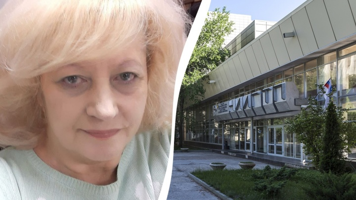 В Волгограде проводили в последний путь умершую от молниеносной пневмонии замдиректора института гигиены