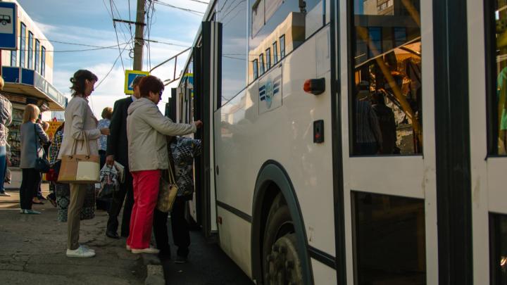 В Самаре изменили маршрут шести автобусов