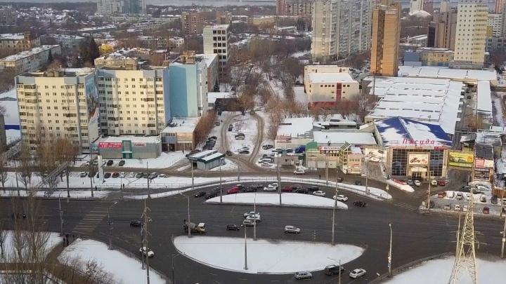 В Самаре изменят проект планировки под продление улицы XXII Партсъезда