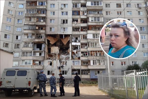 Все документы и вещи в разрушенных квартирах теперь под завалами