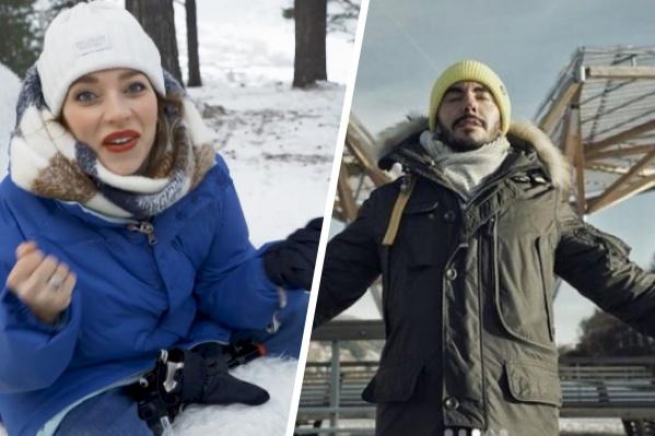 Ведущие рассказали, как отдохнуть в Красноярске бюджетно и не очень