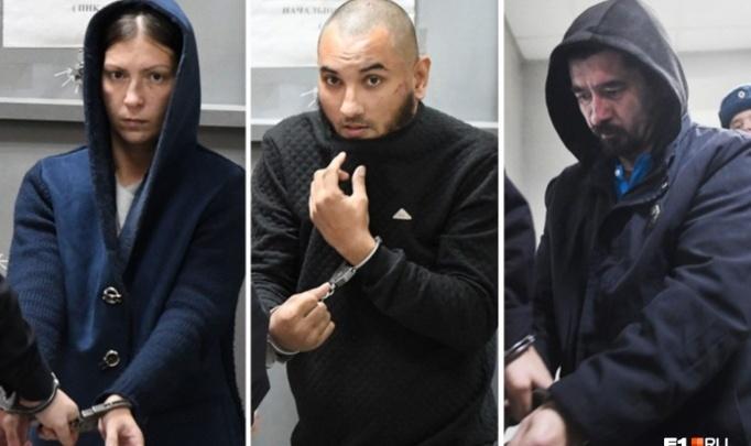 Обвиняемых в убийстве Ксении Каторгиной оставили под стражей до конца года
