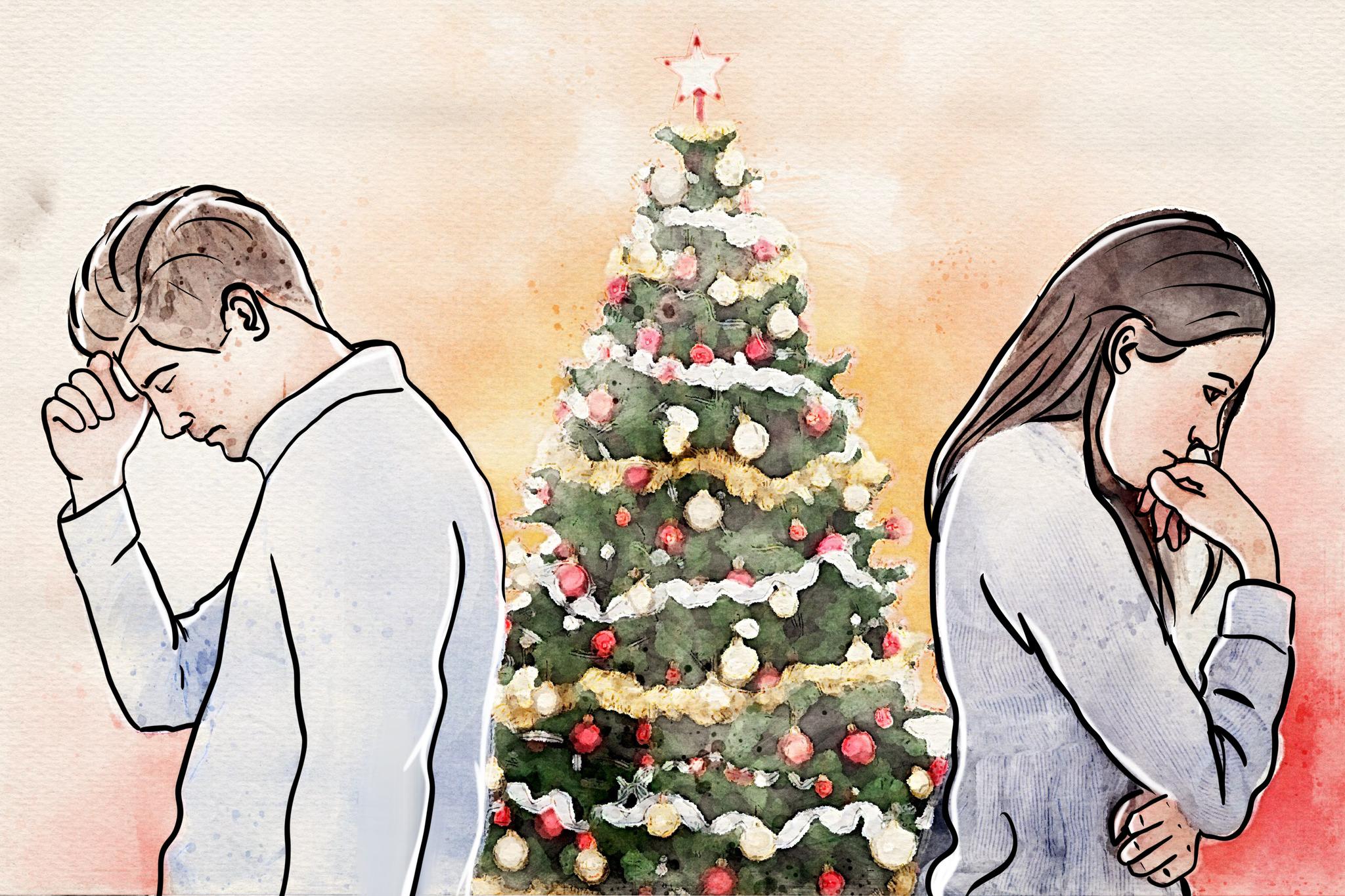 Часто именно в Новый год молодые люди понимают, что рядом не тот человек и надо срочно что-то менять