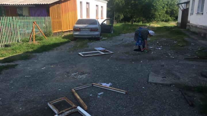 Взрыв бытового газа в Куйбышеве: пострадала 83-летняя пенсионерка