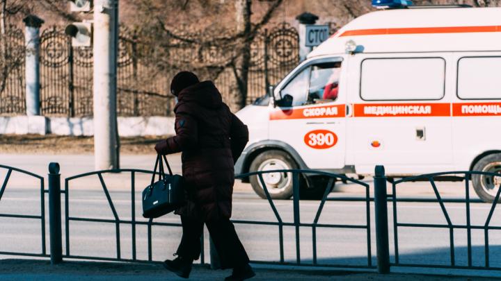 В Омской области коронавирус подтвердился ещё у 189 человек