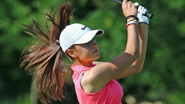 Спортсменка из Красноярска выиграла престижный чемпионат по гольфу в Испании