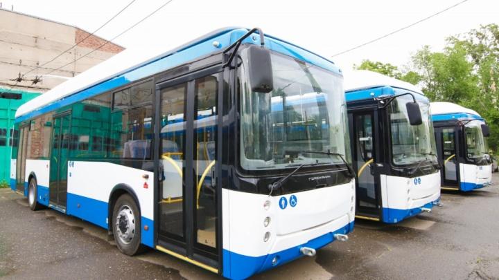 Ростовские власти рассказали, когда перезапустят троллейбус от Центрального рынка до Сельмаша