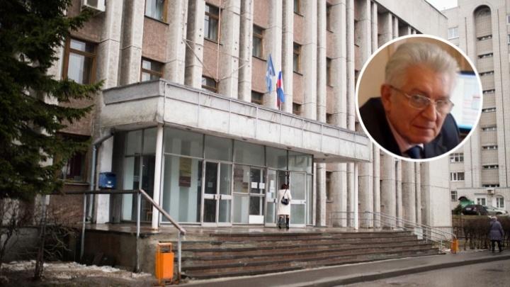 «Его пытались реанимировать»: в УФСИН прокомментировали смерть экс-чиновника, осужденного за взятки