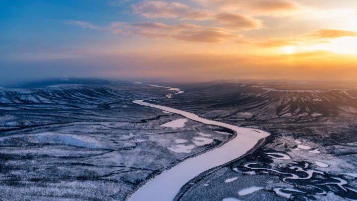 Слава Степанов сделал снимки загадочной Эвенкии— публикуем 12кадров непроходимой тайги