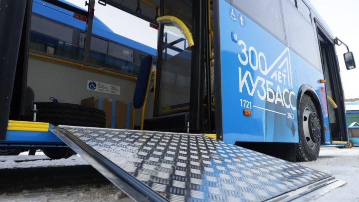 Власти Кузбасса потратят 7 млрд на покупку новых автобусов. Все они будут российского производства