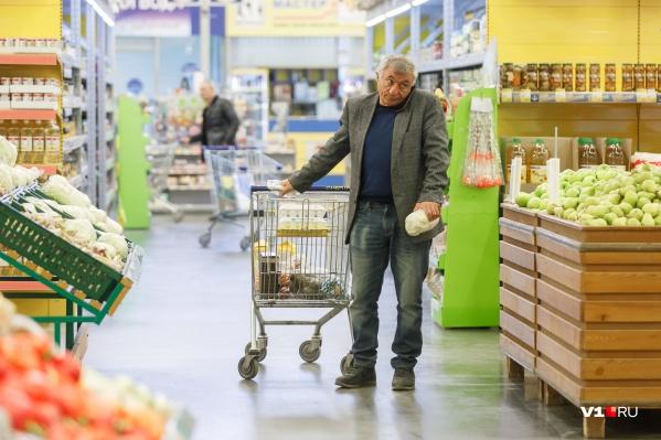 Продовольственные магазины продолжат работу, как и ряд других объектов