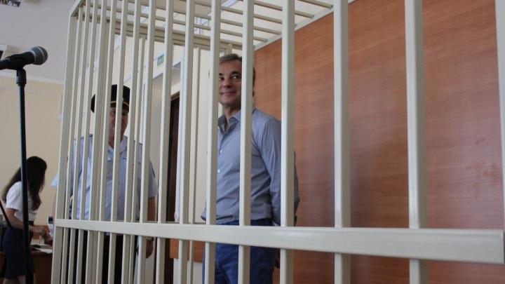 Омского бизнесмена Сергея Калинина отправили в СИЗО