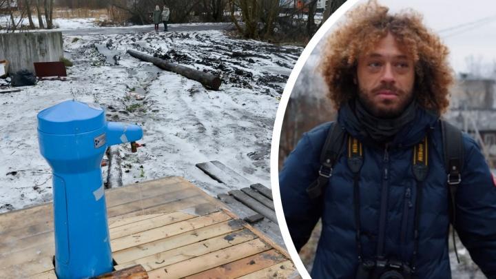 «Снова прорыв!»: Илья Варламов раскритиковал платные умные колонки для воды в Архангельске