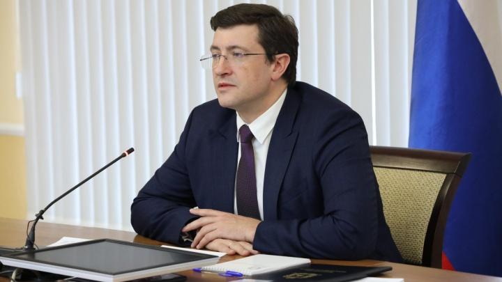 Глеб Никитин ответил предпринимателям на просьбу открыть ТЦ