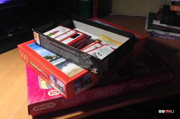 По традиции у новой игры будут карточки, фишки, игровое поле и упаковка