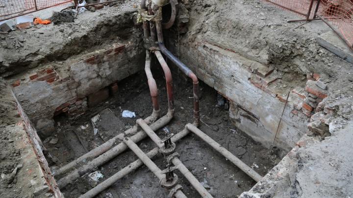 Неисправный счетчик оставил без воды девятиэтажку в центре Волгограда