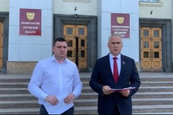 Евгений Бессонов и Петр Пятибратов пожаловались на многочисленные нарушения