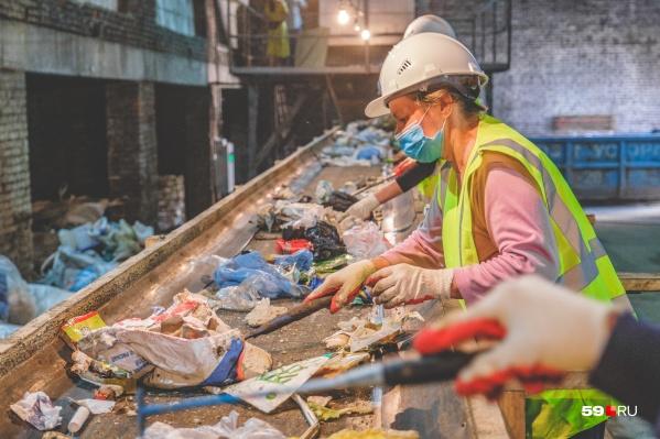 Здесь будут сортировать 20 тысяч тонн отходов в год