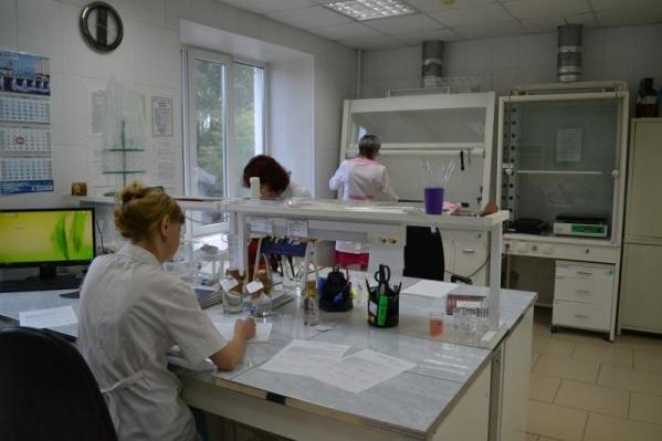 Лаборатория «Водного Союза» для проверки брала воду на 16 контрольных точках