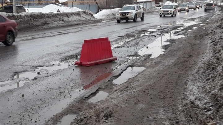 Стала известна причина фекального потопа в Уфе, в котором едва не утонули автомобили