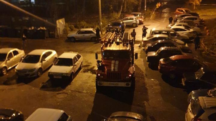 Жителей Челябинска переполошил сигнал тревоги
