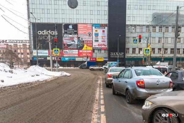Названия остановок на пересечении Ново-Садовой и проспекта Масленникова планируют изменить