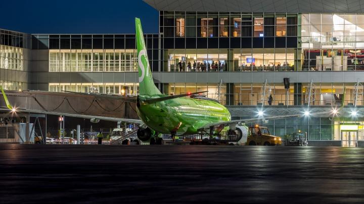 Красноярский аэропорт возобновляет международное авиасообщение