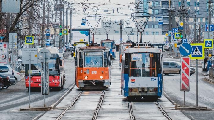 Минтранс Прикамья рассказал о работе общественного транспорта в новогодние праздники