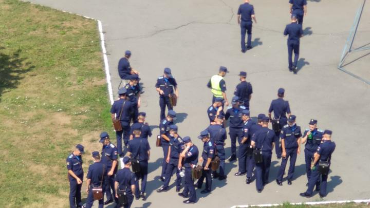 Курсантам ЧВВАКУШа ограничили выход из военного городка