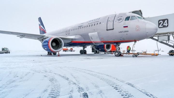 Неизвестные сообщили о минировании самолета Москва — Пермь