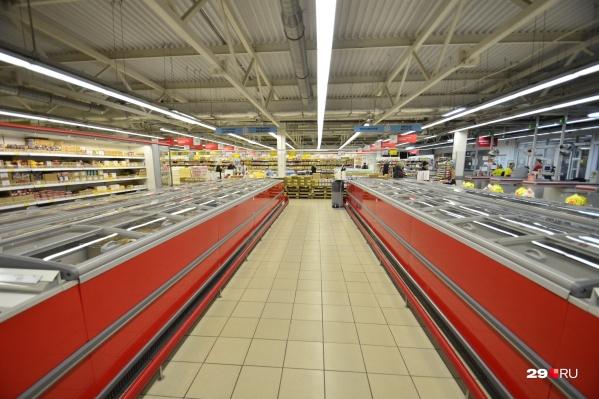 Чем реже вы ходите в магазин, тем лучше для вашего здоровья