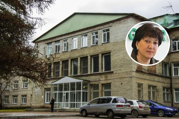 Ирэна Цыцорина закончила НГМУ в 1984 году