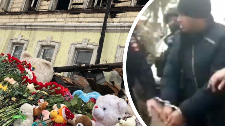 Огненный ад на 17 томов: дело ростовского поджигателя передали в суд