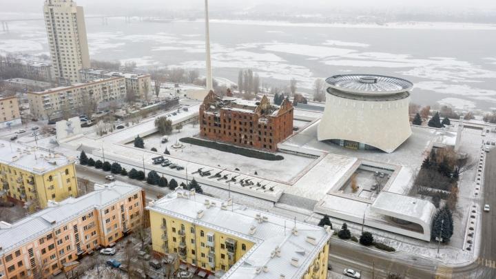 Тепла пока не ждите: Волгоград стынет из-за колючих холодов