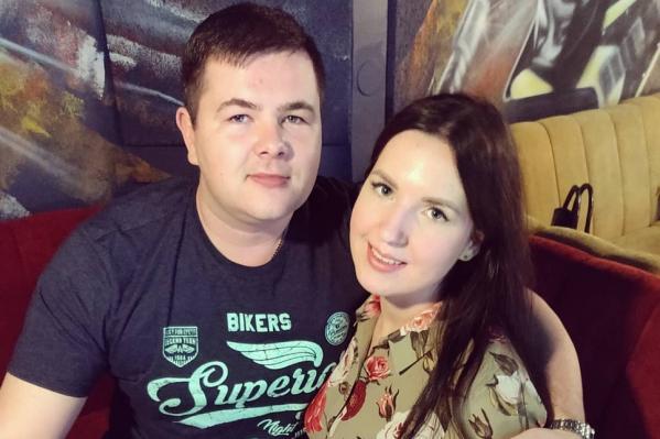 Прекрасная пара — Анастасия и Вадим