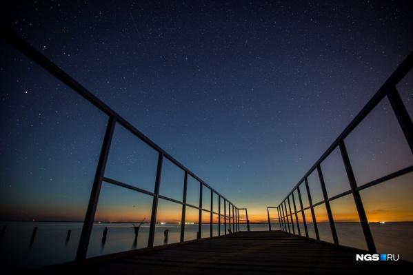 Поехать за город стоит хотя бы ради звездного неба над головой