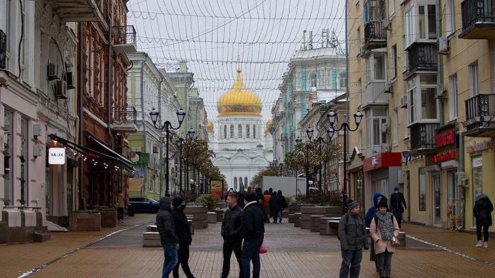 Запрет на проверку больниц и перекрытия дорог из-за природных ЧС: события 25 ноября в Ростове