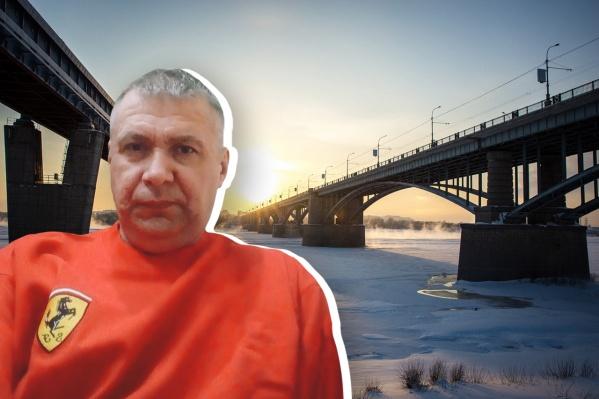 Новосибирец считает, что в нашем городе отвратительные дороги. И, знаете, его можно понять