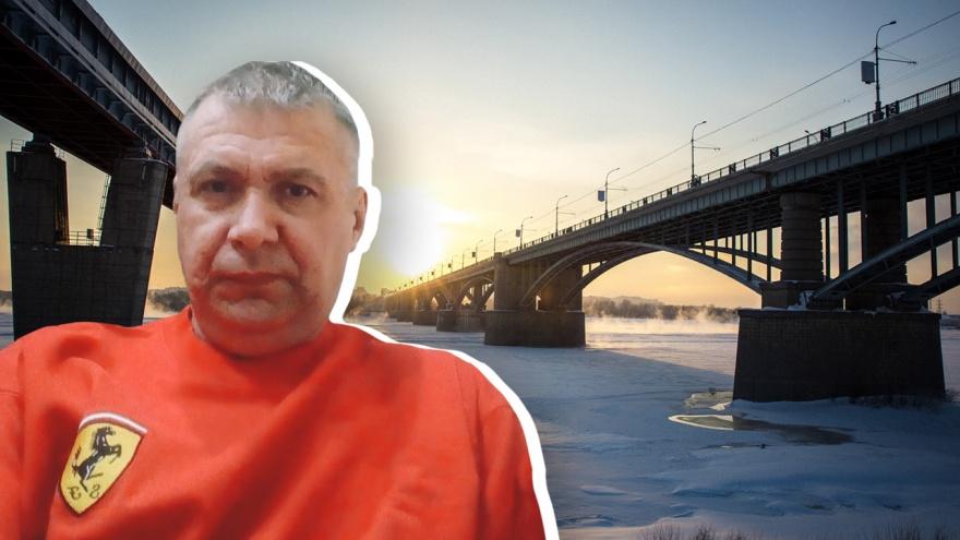 Трижды пробил колеса на мосту: злая колонка таксиста о дырявых дорогах Новосибирска