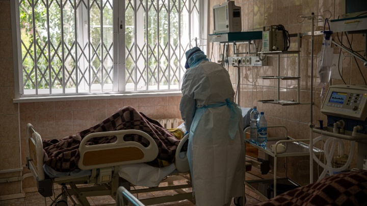 Сразу 5 человек умерли от COVID-19 в Нижегородской области