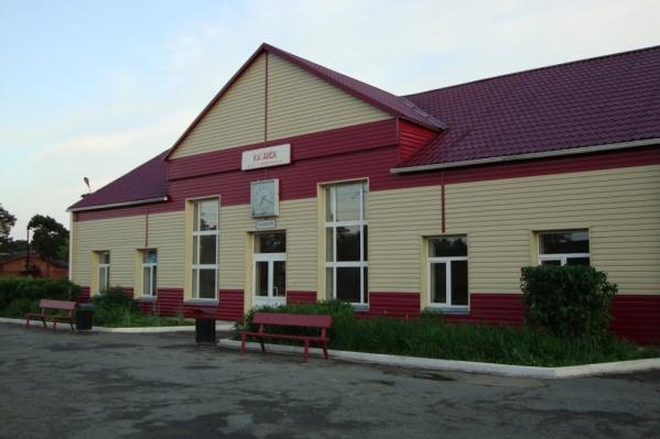 Житель Катайска не дождался открытия касс на вокзале и сообщил о том, что здание заминировано