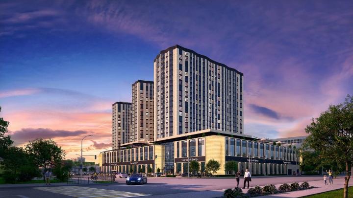 Сбербанк профинансировал строительство жилого комплекса «Рубин» на 1,4 миллиарда рублей
