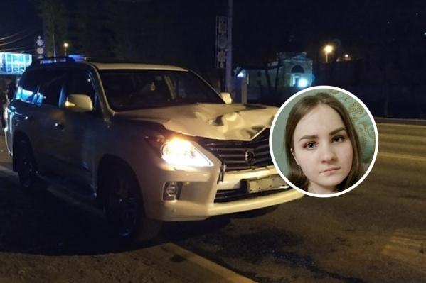 Мария погибла на перекрестке шоссе Космонавтов и улицы Братьев Игнатовых из-за водителя Lexus