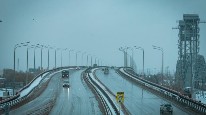 Серые снежные выходные ждут Ростов-на-Дону