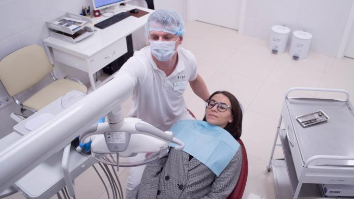 Тюменцы смогут сделать 3D-снимок зубов бесплатно