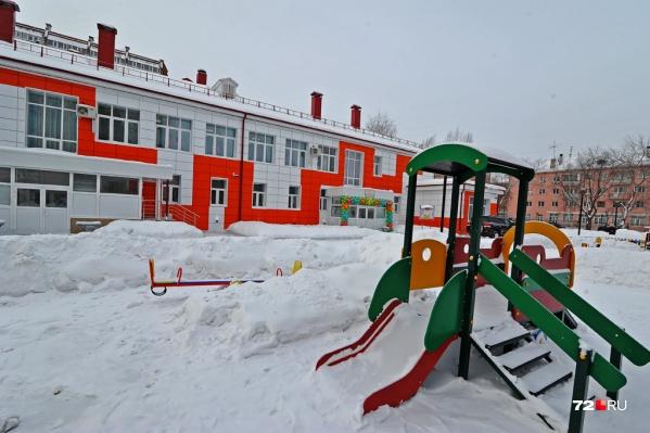 В следующем году в Тюменской области откроют 8 детских садов и еще 8 школ