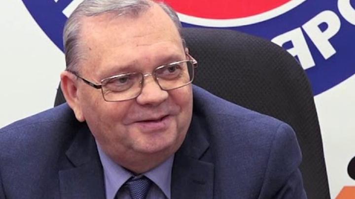 Директор хоккейного клуба «Енисей» скончался от коронавируса