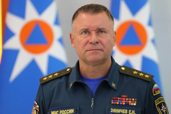 Евгений Зиничев лично займется ЧП в Нижних Сергах